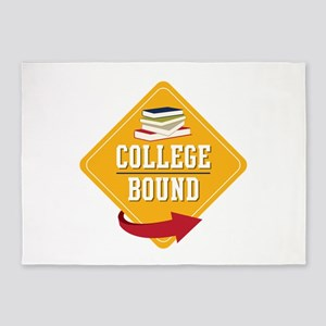 College Bound 5'x7'Area Rug