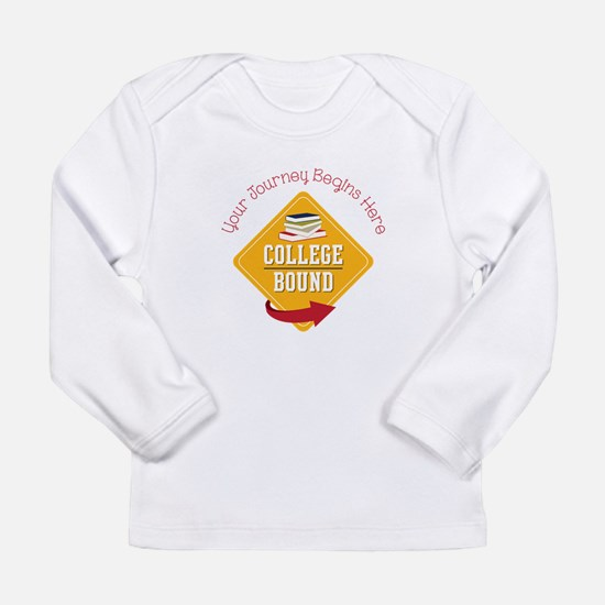 Journey Begins Long Sleeve T-Shirt