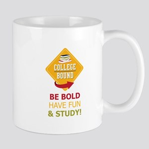 College Bound Fun Mugs
