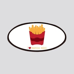 Love French Fries Patch