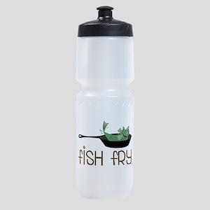 Fish Fry Sports Bottle