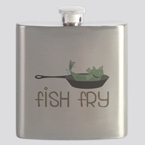 Fish Fry Flask