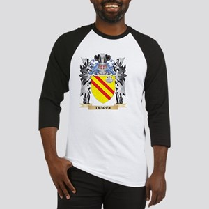 Tracey Coat of Arms - Family Crest Baseball Jersey