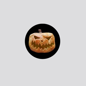 Jack-O-Lantern Mini Button