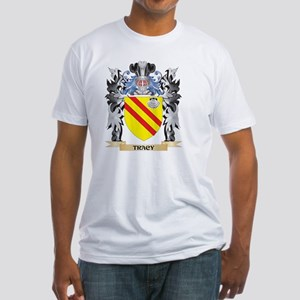 Tracy Coat of Arms - Family Crest T-Shirt