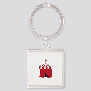 Carnival Tent Keychains