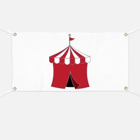 Carnival Tent Banner