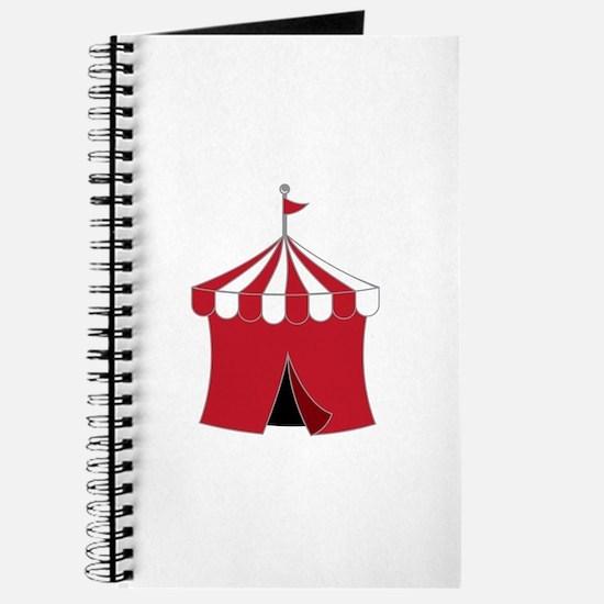 Carnival Tent Journal