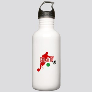Iran Football Player Stainless Water Bottle 1.0L