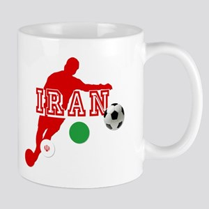 Iran Football Player Mug Mugs