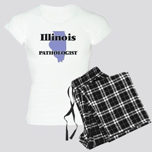 Illinois Pathologist Women's Light Pajamas