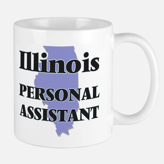 Illinois Personal Assistant Mugs