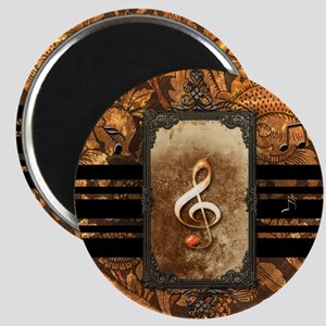 Awesome clef Magnets