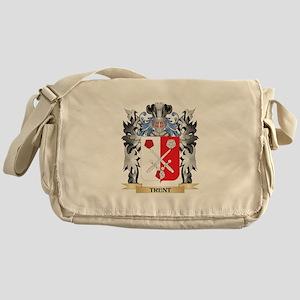 Trent Coat of Arms - Family Crest Messenger Bag