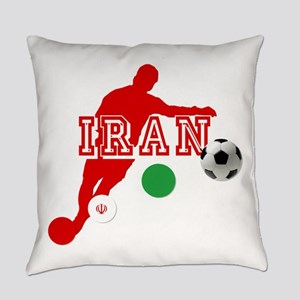 Iran Football Player Everyday Pillow