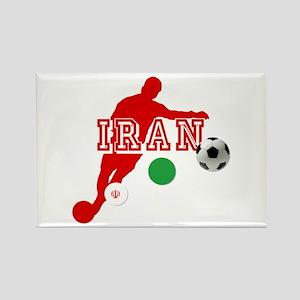 Iran Football Player Magnets