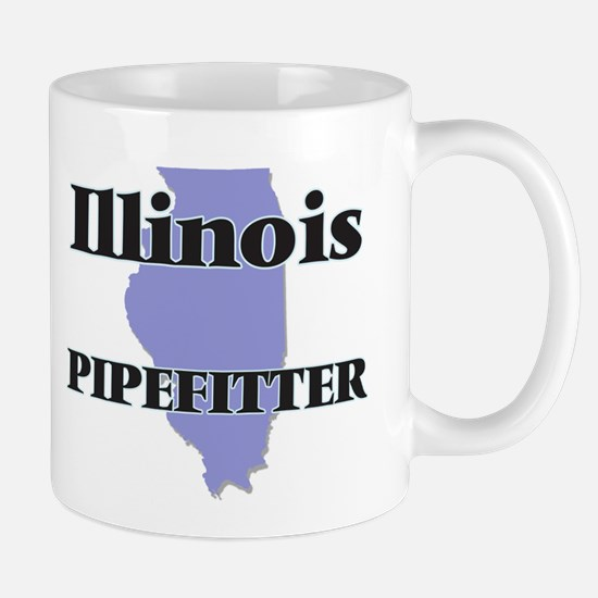Illinois Pipefitter Mugs