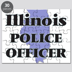 Illinois Police Officer Puzzle