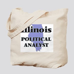 Illinois Political Analyst Tote Bag