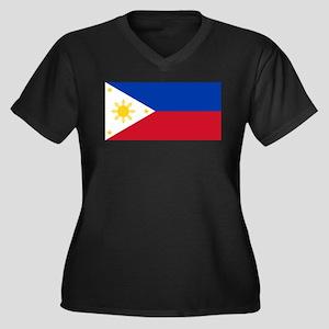 Philippines Plus Size T-Shirt
