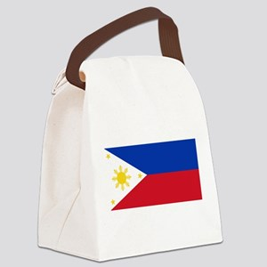 Philippines Canvas Lunch Bag
