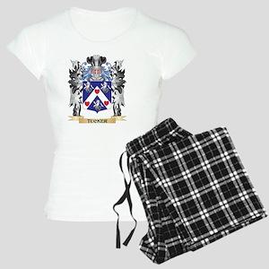 Tucker Coat of Arms - Famil Women's Light Pajamas