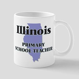 Illinois Primary School Teacher Mugs