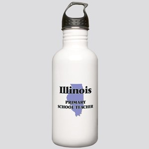 Illinois Primary Schoo Stainless Water Bottle 1.0L