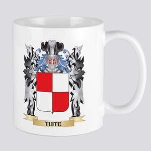 Tuite Coat of Arms - Family Crest Mugs