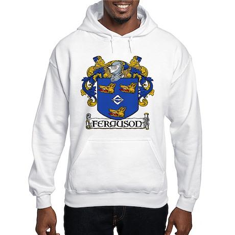 Ferguson Coat of Arms Hooded Sweatshirt