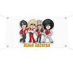 Disco Inferno Cartoon 1 Banner