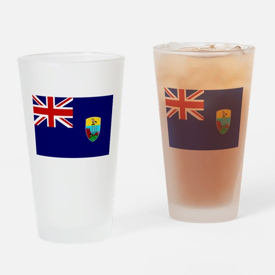 Saint Helena Drinking Glass