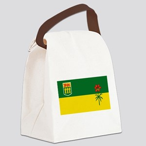 Saskatchewan Canvas Lunch Bag