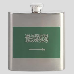 Saudi Arabia Flask