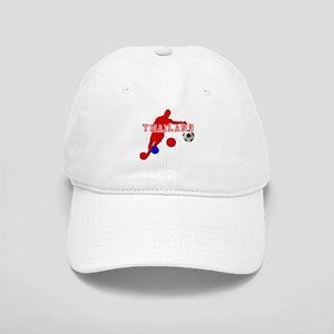Thai Football Player Cap