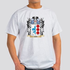 Urin Coat of Arms - Family Crest T-Shirt