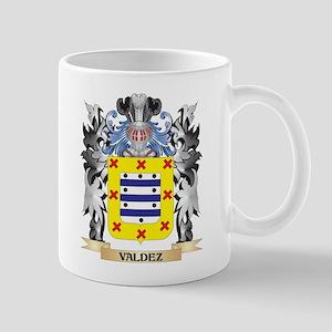Valdez Coat of Arms - Family Crest Mugs