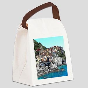 CinqueTerre20150901 Canvas Lunch Bag