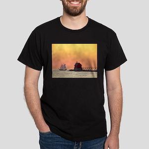 Grand Haven Sunset T-Shirt