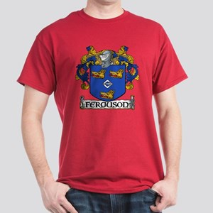 Ferguson Coat of Arms Dark T-Shirt