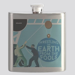 Wrestle the Earth from the Fools Flask
