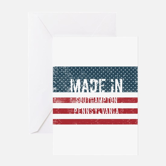Made in Southampton, Pennsylvania Greeting Cards