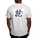 Ash Grey Kenshin T-Shirt