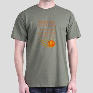 """No looking Passing"" Dark T-Shirt"