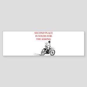dirt bike Bumper Sticker