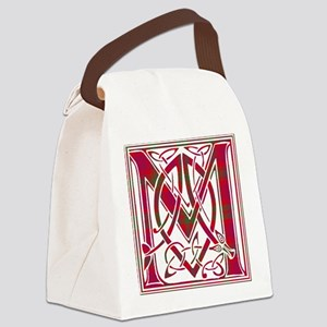 Monogram-MacNab Canvas Lunch Bag