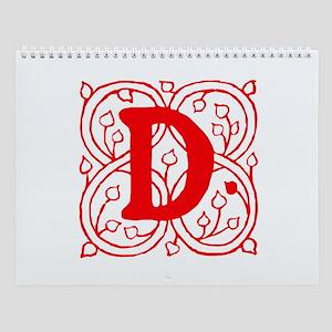 Initial D Wall Calendar