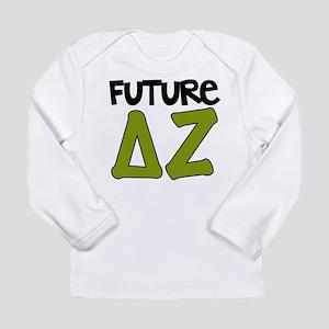 Delta Zeta Future Long Sleeve T-Shirt