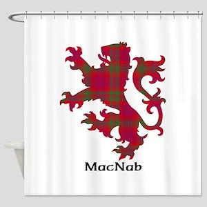 Lion-MacNab Shower Curtain