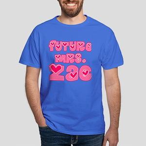 Future Mrs. Zac Dark T-Shirt